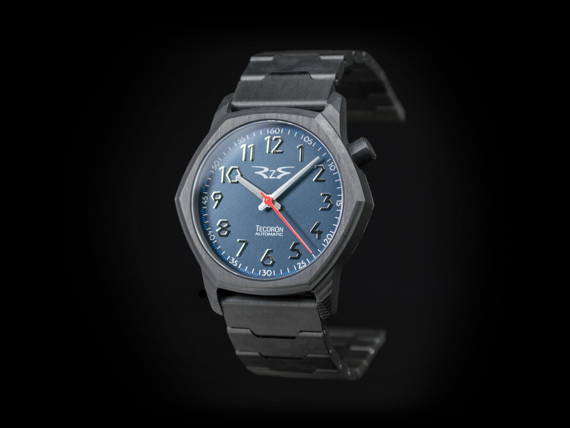 Carbon fiber watch
